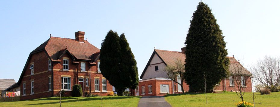 exterior photo of stretton nursing home